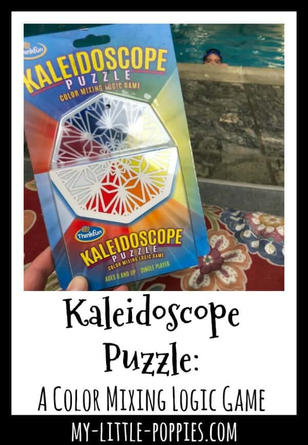 Kaleidoscope Puzzle: A Color Mixing Logic Game by ThinkFun | My Little Poppies