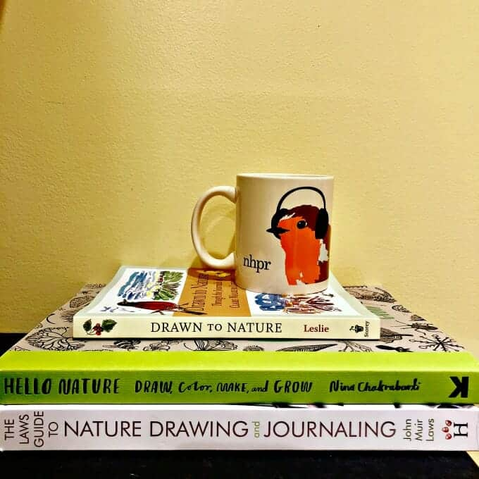 The Best Nature Journaling Books for Your Homeschool | My Little Poppies