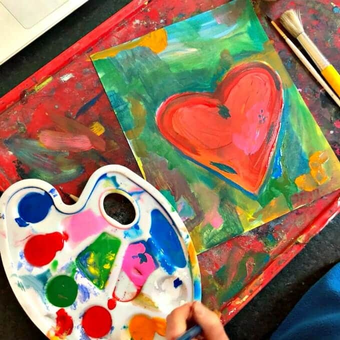 Online Art Resources will Spark Creativity in Your Homeschool | My Little Poppies