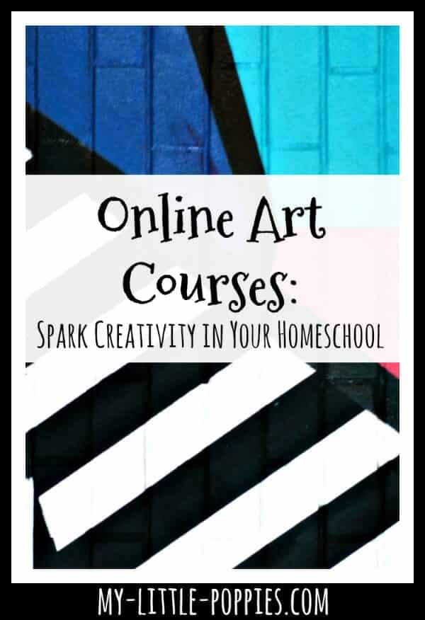 Online Art Resources will Spark Creativity in Your Homeschool