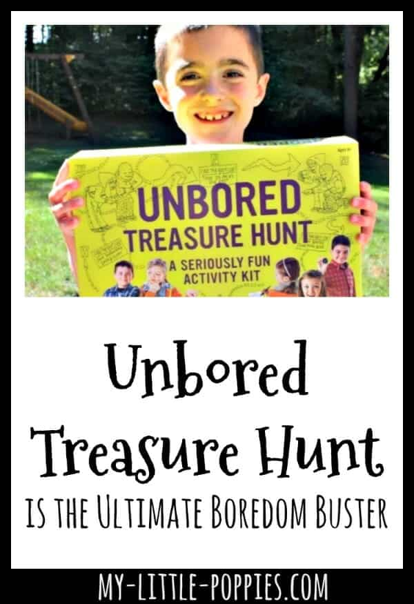 Unbored Treasure Hunt is the Ultimate Boredom Buster | My Little Poppies
