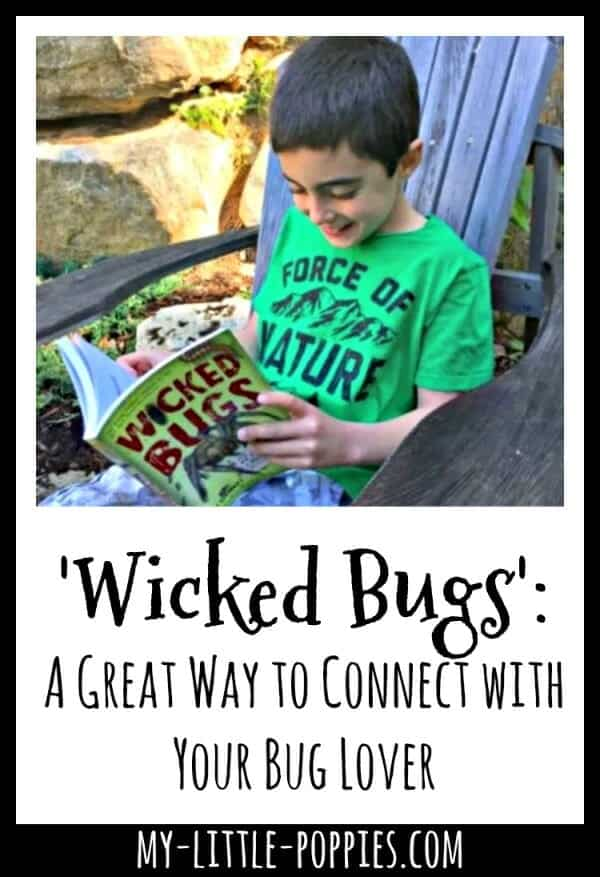 'Wicked Bugs': A Great Way to Connect with Your Bug Lover | My Little Poppies