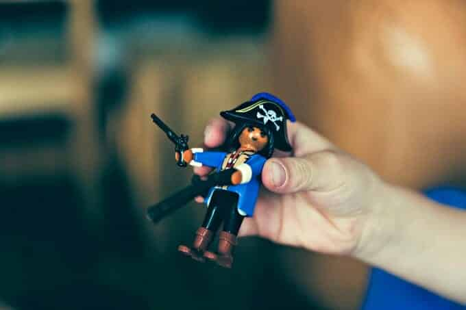 10+ Ways to Make Talk Like a Pirate Day Fun and Educational with Books, Spielgaben, and Hands-On Activities! | My Little Poppies