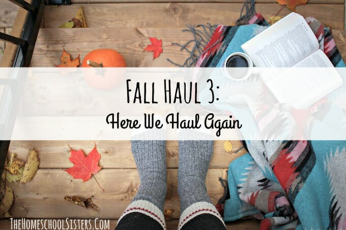 How Homeschool Sisters Podcast will help make your fall awesome | My Little Poppies