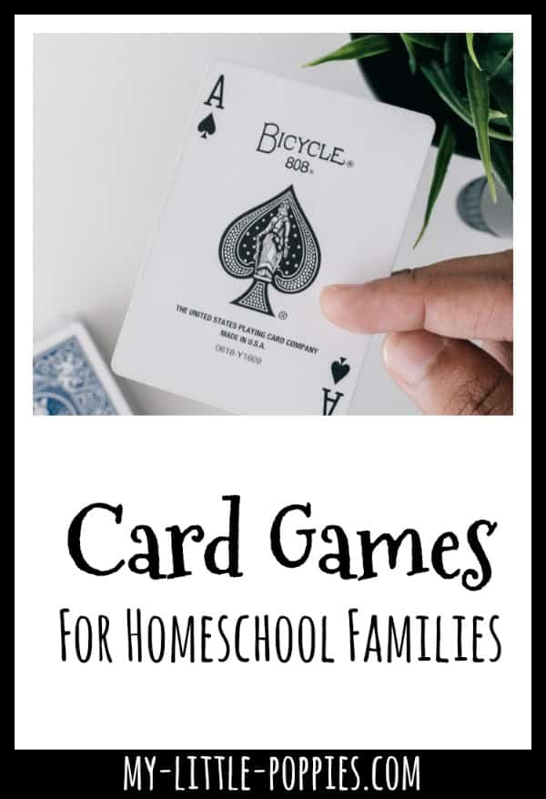 Logic Games For Homeschool Families {A Gameschooling Series} | My Little Poppies