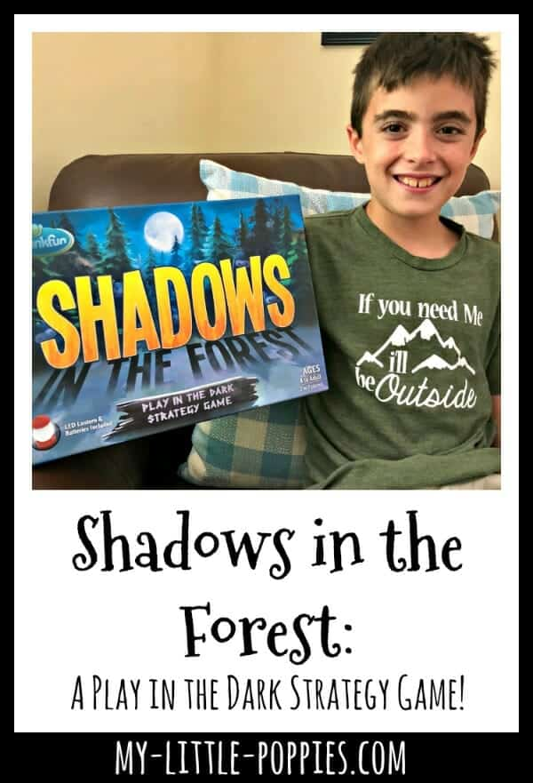 Shadows in the Forest: A Play in the Dark Strategy Game! | My Little Poppies