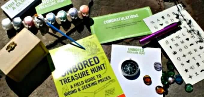 Unbored Treasure Hunt will bust boredom and cause belly laughter!   My Little Poppies