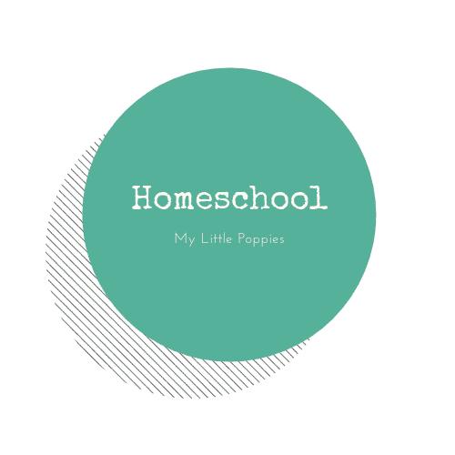 My Little Poppies: Homeschooling
