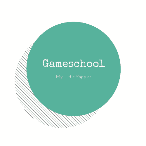 My Little Poppies: Gameschooling