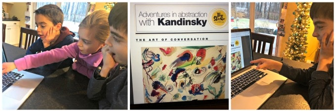 Add Art History to Your Homeschool Day with Art History Kids