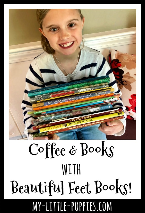Coffee and Books with Beautiful Feet Books: A Memorable Start to the Day!