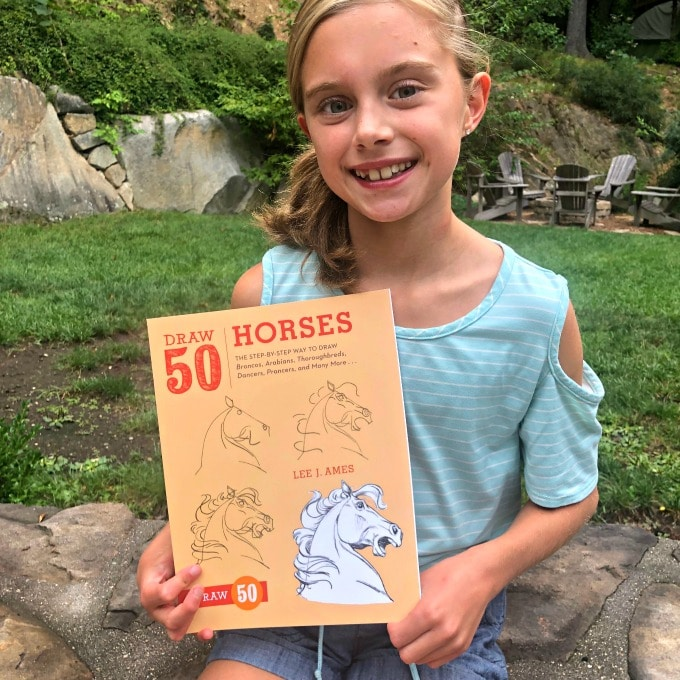 History of the Horse: A Fun Homeschool Rabbit Hole! | My Little Poppies