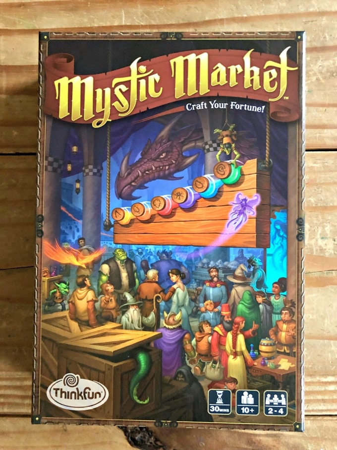 Mystic Market: A Strategic Economic Game for Potterheads   My Little Poppies