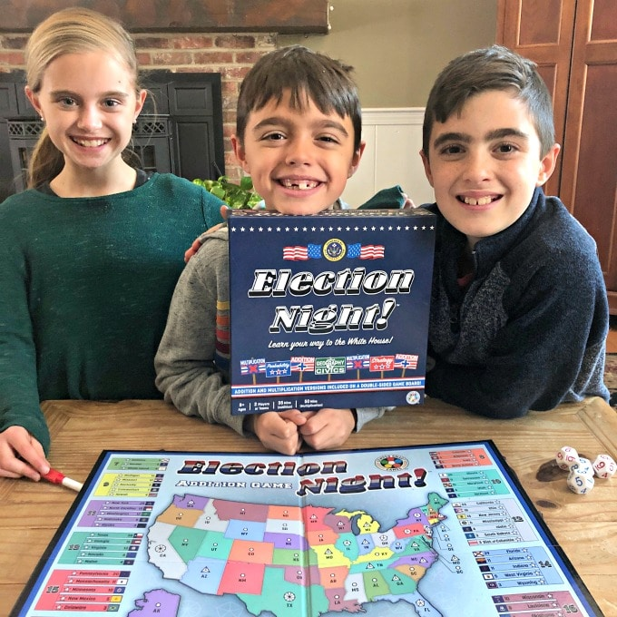 How to Homeschool Through an Election Year | My Little Poppies