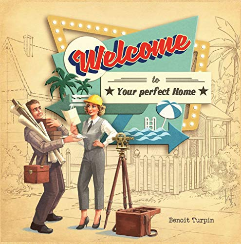 The whole family has been playing Welcome to…Your Perfect Home
