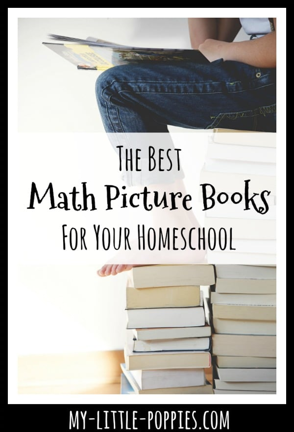 The Best Math Picture Books For Your Homeschool | My Little Poppies
