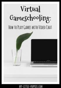 How to Play Games with Video Chat | My Little Poppies