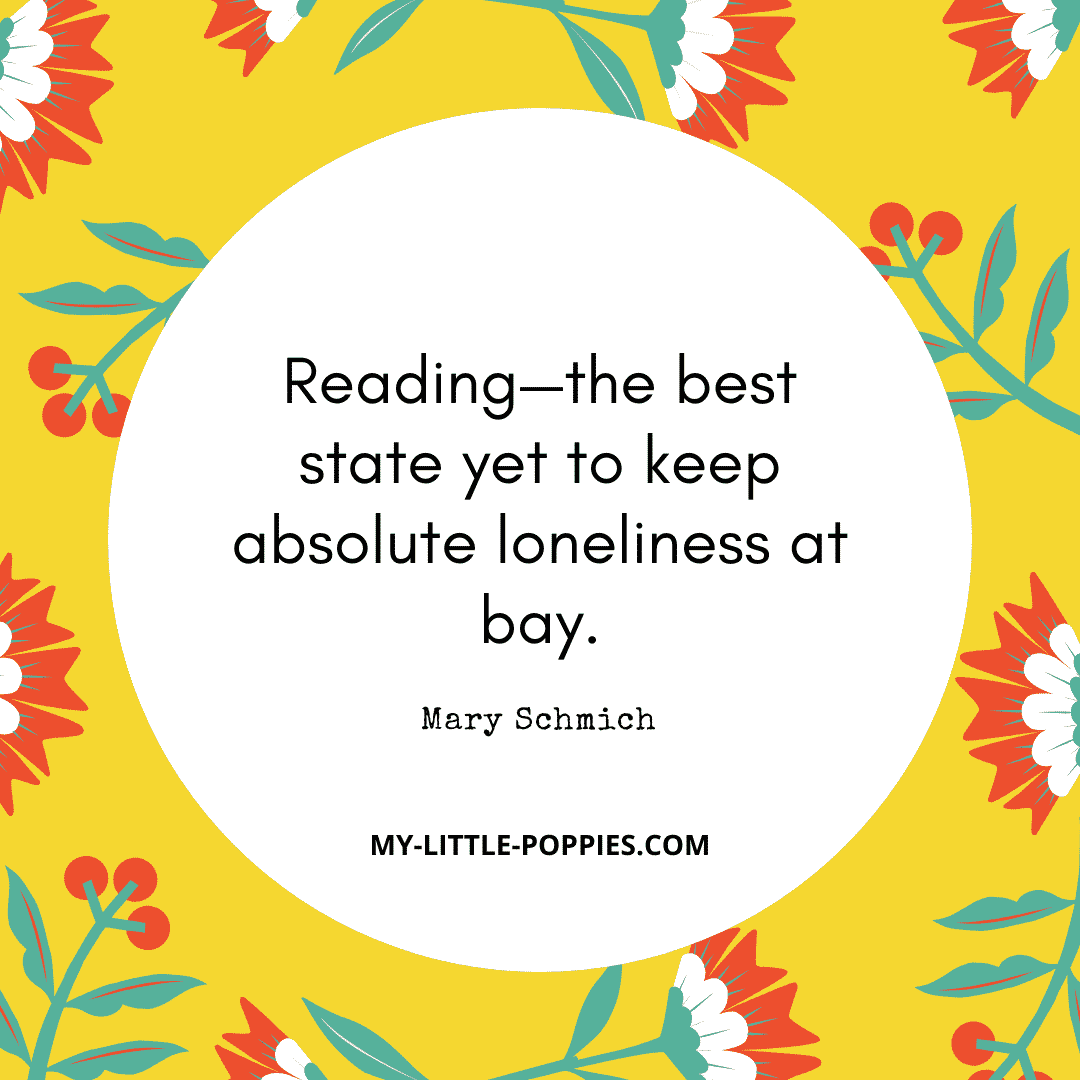 Stuck at Home? These Booklists Will Make You Smile! | My Little Poppies