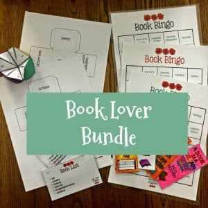 Book Lover Bundle My Little Poppies