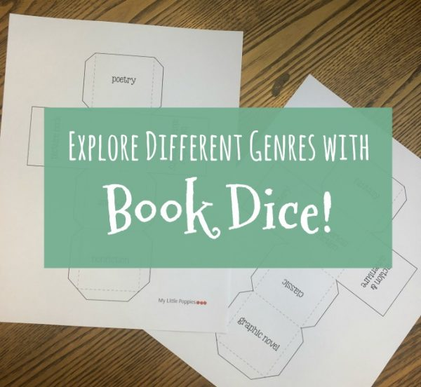 Explore Different Genres with Book Dice! | My Little Poppies