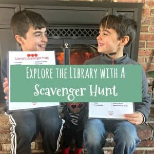 How to Explore the Library with Your Kids | My Little Poppies