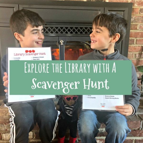 How to Explore the Library with Your Kids   My Little Poppies