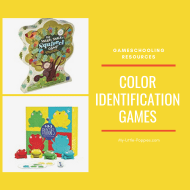 Color Identification and Recognition Games_ My Little Poppies