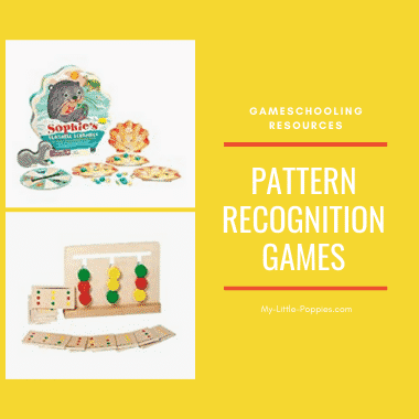Pattern Recognition Games | My Little Poppies