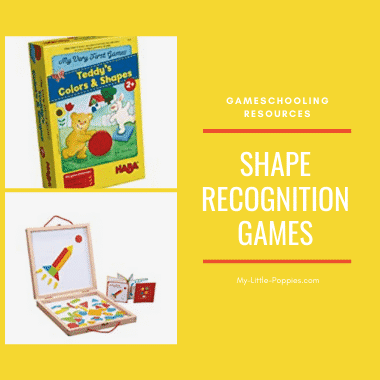 Shape Recognition Games | My Little Poppies