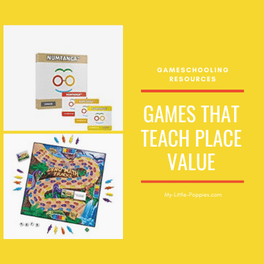 Games that Teach Place Value | My Little Poppies