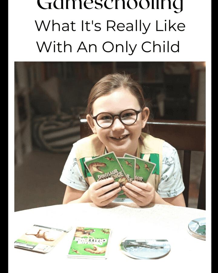 gameschooling an only child