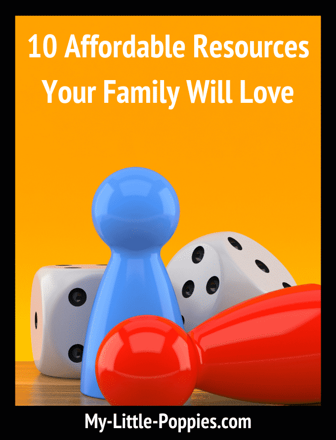 Gameschooling Doesn't Have To Cost A Fortune: 10 Affordable Gameschool Resources Your Family Will Love | My Little Poppies 10 Affordable Gameschool Resources Your Family Will Love! affordable gameschool resources