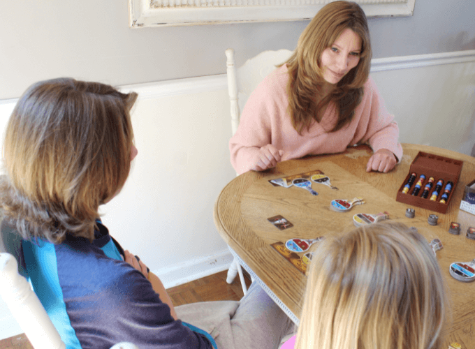 Gameschooling Different Ages
